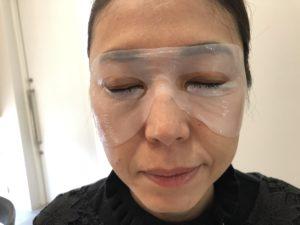特許出願の アイマスク